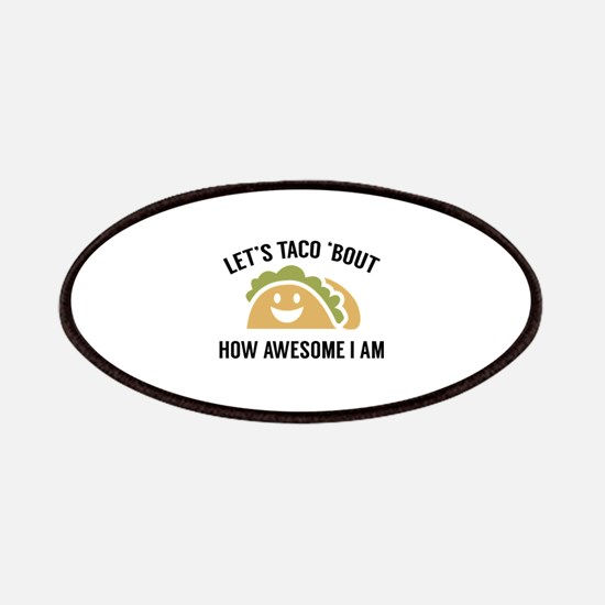 Let's Taco 'Bout Patches