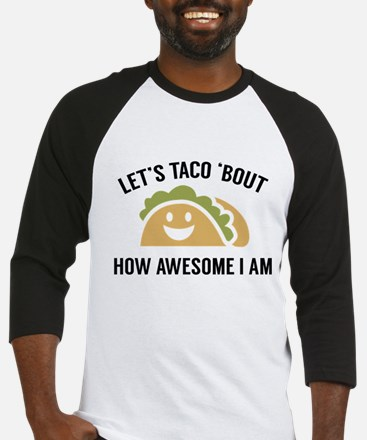 Let's Taco 'Bout Baseball Jersey