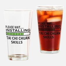 Please wait, Installing Tai Chi Chu Drinking Glass