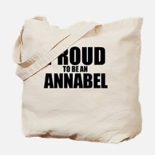 Funny Annabel Tote Bag