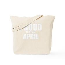 Unique April Tote Bag