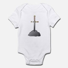Excalibur Infant Bodysuit