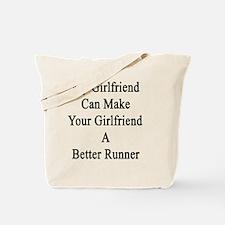 Unique Running coach Tote Bag