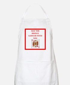 sports and gaming joke Apron