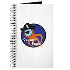 Captain Squid Journal