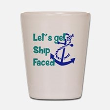Cute Cruise Shot Glass