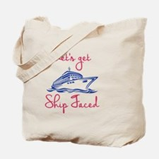 Cool Ships Tote Bag