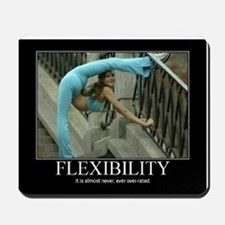 Motivational - Flexibility Mousepad