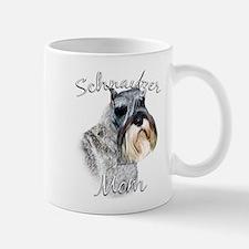 Std. Schnauzer Mom2 Mug