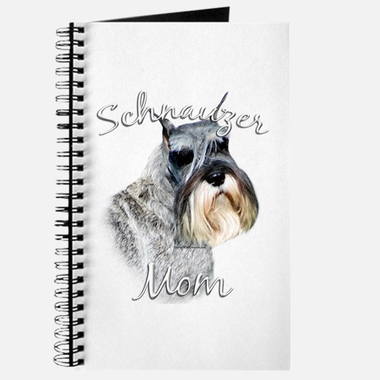 Std. Schnauzer Mom2 Journal