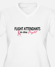 Flight Attendants In The Fight T-Shirt