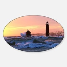 Grand Haven Splash Decal