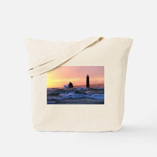 Grand Haven Splash Tote Bag