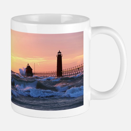 Grand Haven Splash Mugs