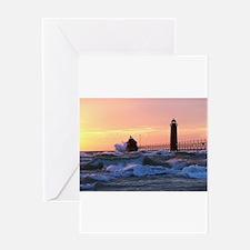 Grand Haven Splash Greeting Cards