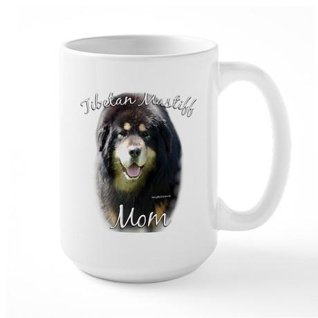Tibetan Mom2 Large Mug