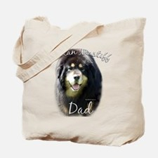 Tibetan Dad2 Tote Bag