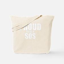 Unique Sos Tote Bag