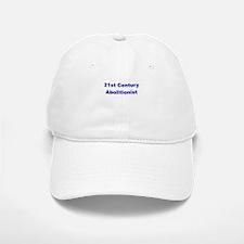21st Century Abolitionist Baseball Baseball Cap