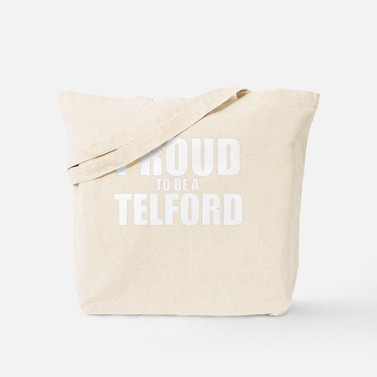 Cute Telford Tote Bag