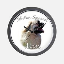 Tibbie Mom2 Wall Clock
