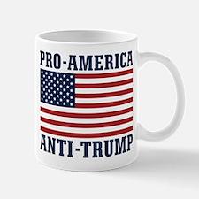 Pro-America Anti-Trump Mugs