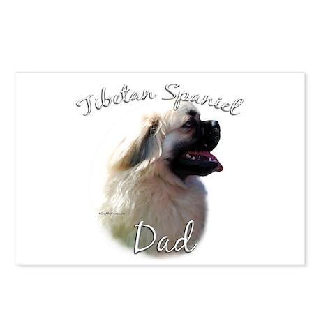 Tibbie Dad2 Postcards (Package of 8)