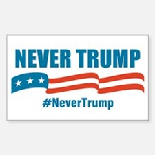 Never Trump Decal