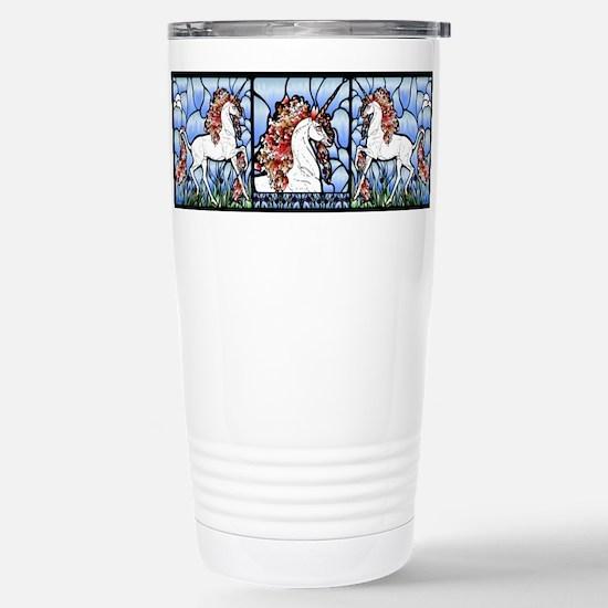 Stained Glass Unicorn Mugs