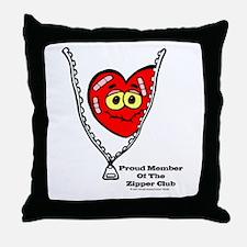 Unique Health Throw Pillow