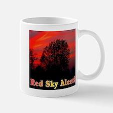 Red Sky Alert! Mug