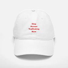 Stop Human Trafficking Now Baseball Baseball Cap