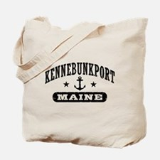 Kennebunkport Maine Tote Bag