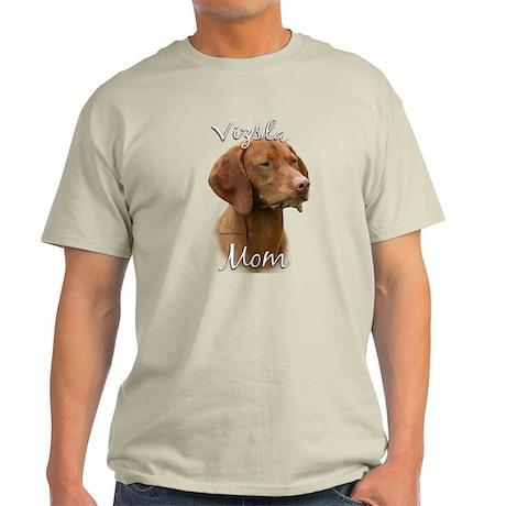 Vizsla Mom2 Light T-Shirt