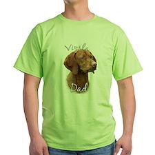Vizsla Dad2 T-Shirt