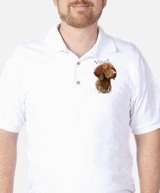 Vizsla Dad2 Golf Shirt