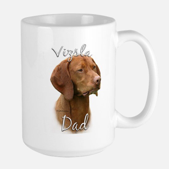Vizsla Dad2 Large Mug