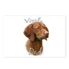 Vizsla Dad2 Postcards (Package of 8)