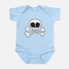 Baby Skull & Crossbones Infant Bodysuit