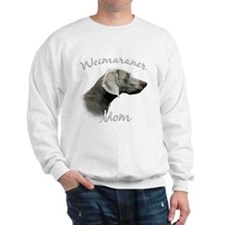 Weimaraner Mom2 Sweatshirt
