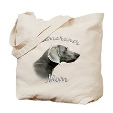 Weimaraner Mom2 Tote Bag