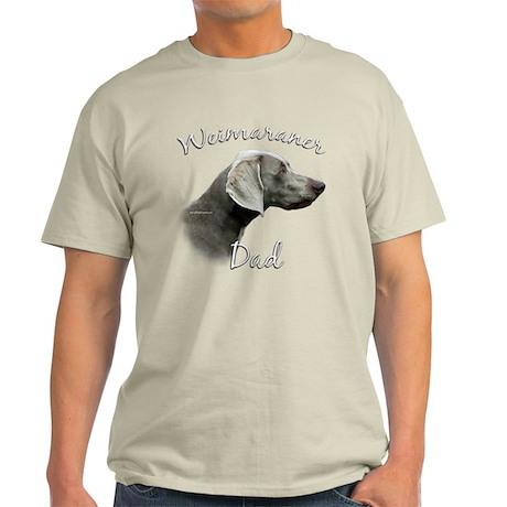Weimaraner Dad2 Light T-Shirt