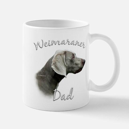 Weimaraner Dad2 Mug