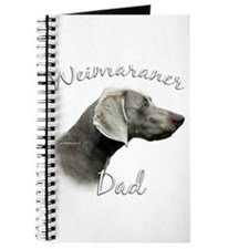 Weimaraner Dad2 Journal