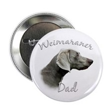 Weimaraner Dad2 Button