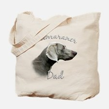 Weimaraner Dad2 Tote Bag