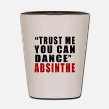 Absinthe Designs Shot Glass
