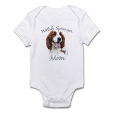 Welsh Springer Mom2 Infant Bodysuit