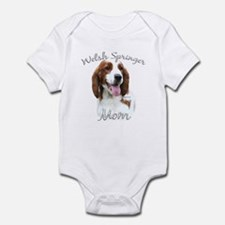 Welsh Springer Mom2 Infant Bodysuit