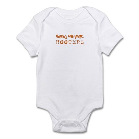 Show Me Your Hooters Onesie